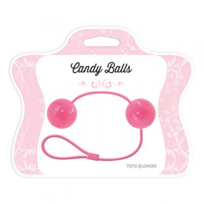 candy balls nere